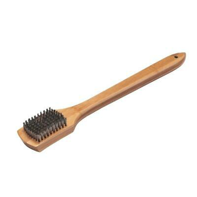 $ CDN17.61 • Buy Weber Bamboo Grill Brush Scraper Durable Bristle Cleaning Cooking Accessory