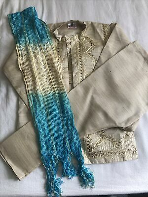 £30 • Buy Brand New Boys Indian Sherwani Outfit