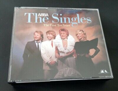 £29.99 • Buy Abba: Singles First 10 Years Rare West Germany Polar Cd 1983, Box Set No Barcode
