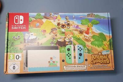 $ CDN514.65 • Buy Nintendo Switch Animal Crossing: New Horizons (Console Only)