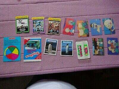 £2.99 • Buy 14 X CEREAL CARDS / INSERTS KELLOGGS NABISCO QUAKER