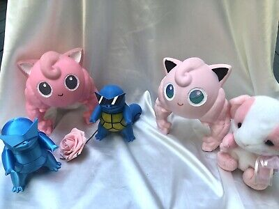 $15.50 • Buy 👻3D Printed Pokemon Cute Squirtle Free Shipping👻