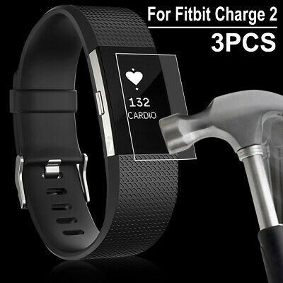 AU4.19 • Buy 3-9x For Fitbit Charge 2 Compact TPU Film Full Cover Screen Protector Guard AU