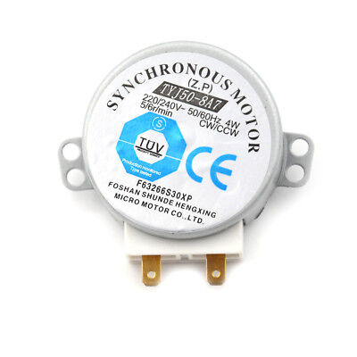 £3.87 • Buy Microwave Oven Tray Motor 220-240V 4W Synchronous Motor For TYJ50-8A7 OQHQBE