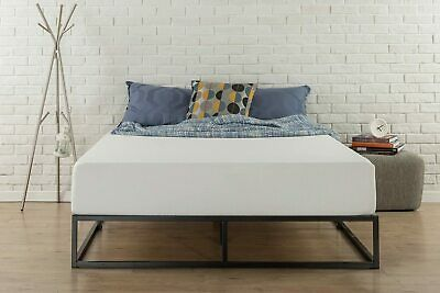 £89.99 • Buy Modern Low Heavy Duty Metal Framed Double Bed With Under Storage Space 4ft6⭐⭐⭐⭐⭐