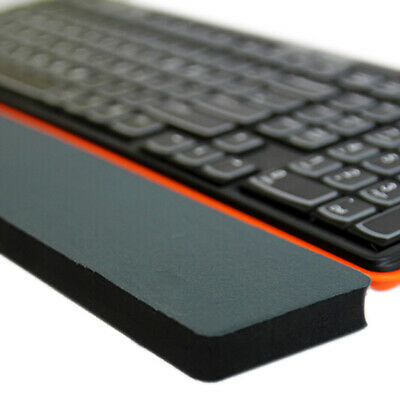 £4.93 • Buy Keyboard Rubber Wrist Support Pad Pc Computer Hand Rest Comfort Hands Cushi.BE