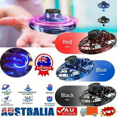 AU14.02 • Buy 360° Mini Drone UFO AircraRO Smart Hand Controlled For Kids Flying Toy Xmas GiDM