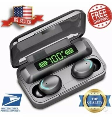 $ CDN13.97 • Buy New Bluetooth Earbuds For Iphone Samsung Android Wireless Earphone Waterproof