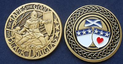 £13 • Buy Society Of William Wallace, The Black Douglas Coin