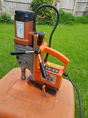 £495 • Buy Alfra Rotabest 75/50 Magnetic Drilling Machine 110v Mag Core Drill