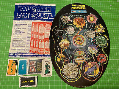 £44.99 • Buy Talisman 2nd Edition Timescape Expansion Unboxed Games Workshop