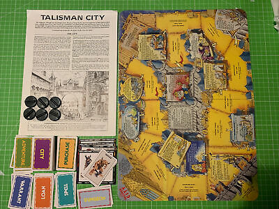£59.99 • Buy Talisman 2nd Edition City Expansion Unboxed Games Workshop