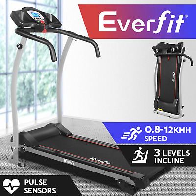 AU529.90 • Buy Everfit Treadmill Electric Home Gym Exercise Machine Fitness Equipment Physical