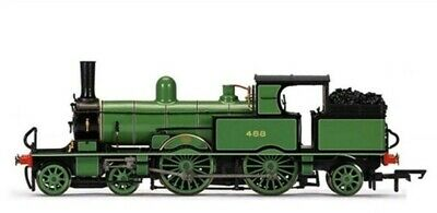 £87.50 • Buy Oxford Rail OR76AR003 Adams Radial LSWR 4-4-2 '488' As Preserved Green Livery