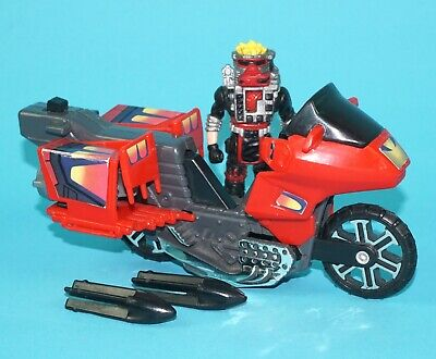 $48.46 • Buy M.A.S.K VAMPIRE TOURING CYCLE & FLOYD MALLOY 100% COMPLETE 1980s KENNER WORKS!