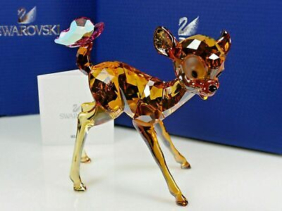 £1000 • Buy Swarovski-disney-colour-bambi And Thumper Mint In Boxes Quick Post