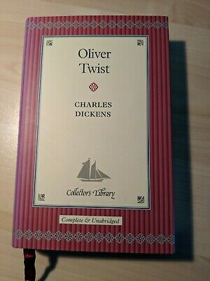 £2 • Buy Oliver Twist By Charles Dickens. Collectors Library Edition.