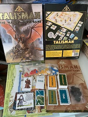 £44.99 • Buy Talisman 2nd Edition Base Game Boxed Games Workshop