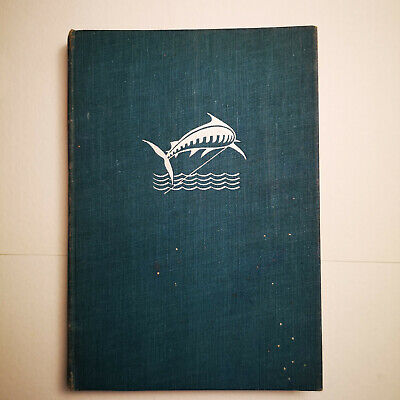 £20 • Buy The Old Man And The Sea Ernest Hemingway Reprint Society 1953 HB No DJ