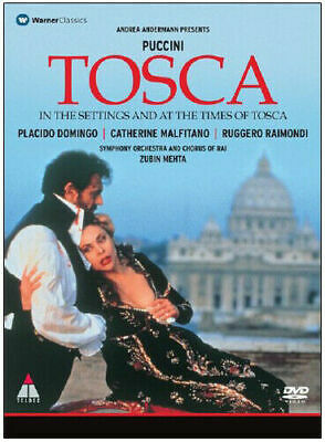£7.50 • Buy Tosca: In The Settings And At The Times Of Tosca DVD
