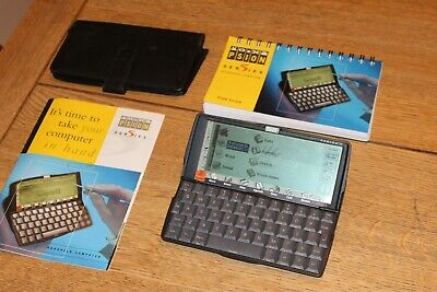 £69.99 • Buy Psion Series 5 With Manuals And Leather Pouch - Fully Working
