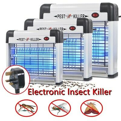 £17.99 • Buy Electric Mosquito Killer Lamp LED UV Fly Bug Insect Pest Repellent Zapper Traps