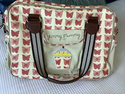 £10 • Buy Yummy Mummy Changing Bag With Accessories
