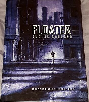 £24 • Buy Lucius Shepard SIGNED Floater UKHC 1st Edn PS Publishing