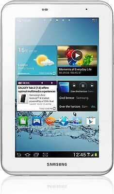 £44 • Buy Samsung Galaxy Tab 2,3 & 4 8GB 7 Inch Android Tablet GT-P3110 White Andriod 4.2