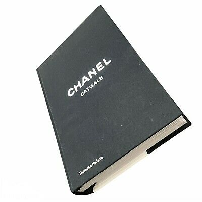 £35 • Buy Chanel Catwalk Book Influencer Coffee Table Book