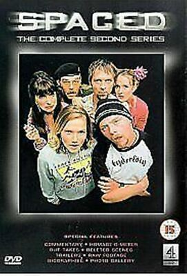 £3.99 • Buy Spaced - The Complete Second Series (DVD, 2002) SIMON PEGG