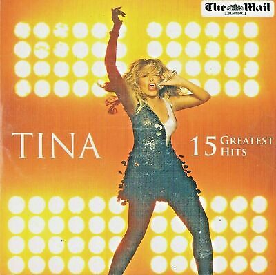 £1.99 • Buy Tina Tuner - 15 Greatest Hits DAILY MAIL PROMO CD MUSIC
