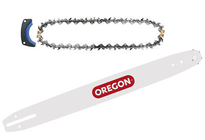 £49.54 • Buy Oregon OEM Chainsaw Guide Bar And Cutting Chain # COMBO00204