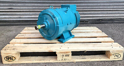 £495 • Buy 2HP DC Electric Motor XNC52 Compound Wound Imperial Approx. 1.49kW