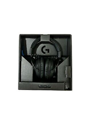 AU139 • Buy Logitech G Pro X Wired Gaming Headset With Blue Voice