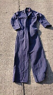 £13 • Buy Ladies Or Mens Or Kids Proban Use Navy Blue Colour Boilersuit Or Overalls.