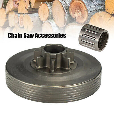£7.95 • Buy 7T Clutch Drive Drum Sprocket Chinese Chainsaw 45/52/58 Needle Bearing Kit New