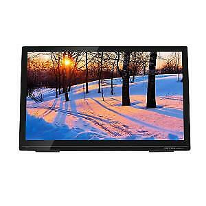 """£380.99 • Buy HANNspree HT273HPB 27"""" Wide Touch Screen HDMI HS-IPS Monitor"""
