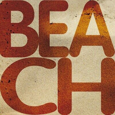 £20.23 • Buy Typography Words Letters - Beach Poster Art Print (28x28in) #116253