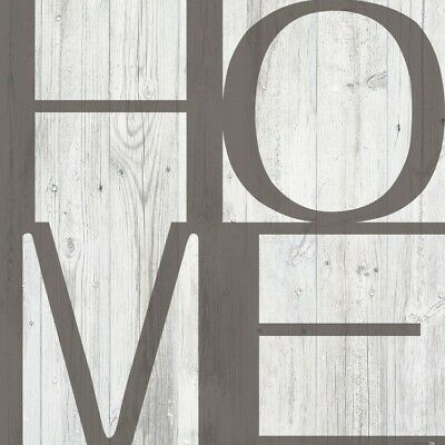 £20.23 • Buy Typography Words Letters - Home Poster Art Print (28x28in) #115339