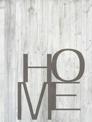 £20.23 • Buy Typography Words Letters - Home Poster Art Print (32x24in) #115346