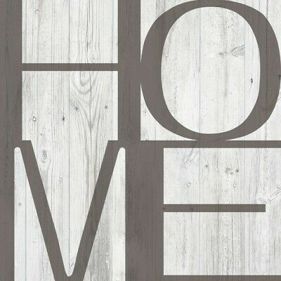 £27.35 • Buy Typography Words Letters - Home Poster Art Print (39x39in) #115345