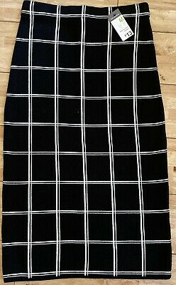 £9.99 • Buy Ladies Primark Knitted Skirt & Top Suit Size 12-16 New With Tags