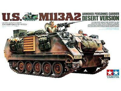 $44.20 • Buy Tamiya 35265 M113A2 Armored Personnel Carrier 1/35 Scale Plastic Model Kit