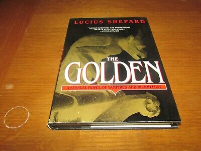£1.06 • Buy The Golden By Lucius Shepard (1993, HC, BCE)