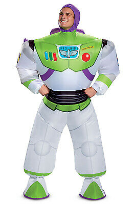 $68.92 • Buy Disney Toy Story Buzz Lightyear Inflatable Adult Costume