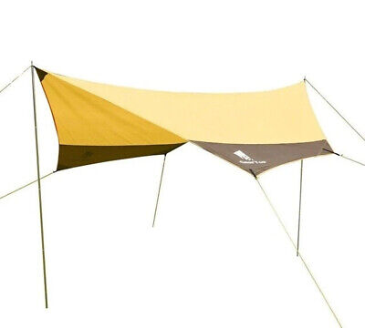 £28.99 • Buy GEERTOP 4-7 Persons Large Tent Tarp Quality Waterproof Rain Fly Sun Shelter