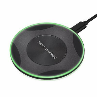 £4.25 • Buy Wireless Mobile Phone Charger Q1 10w Samsung Iphone Compatable.
