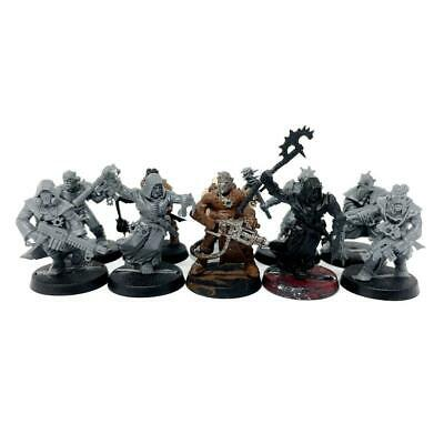 £5.50 • Buy Cultists Squad Chaos Space Marines Warhammer 40k