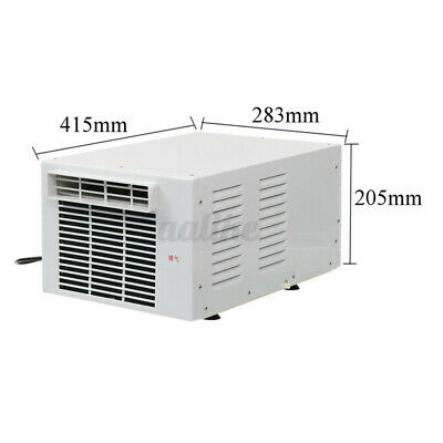 AU209.89 • Buy 1100W Air Conditioner Window/Wall Heater Heating Winter Cooler